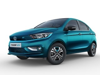Tata Tigor EV With Up to 306 km Range Launched in India Starting Rs. 11.99 Lakhs