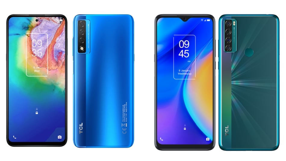 TCL 20 5G, TCL 20 SE Phones, TCL MoveAudio S600 TWS Earbuds Launched at CES 2021: Price, Specifications