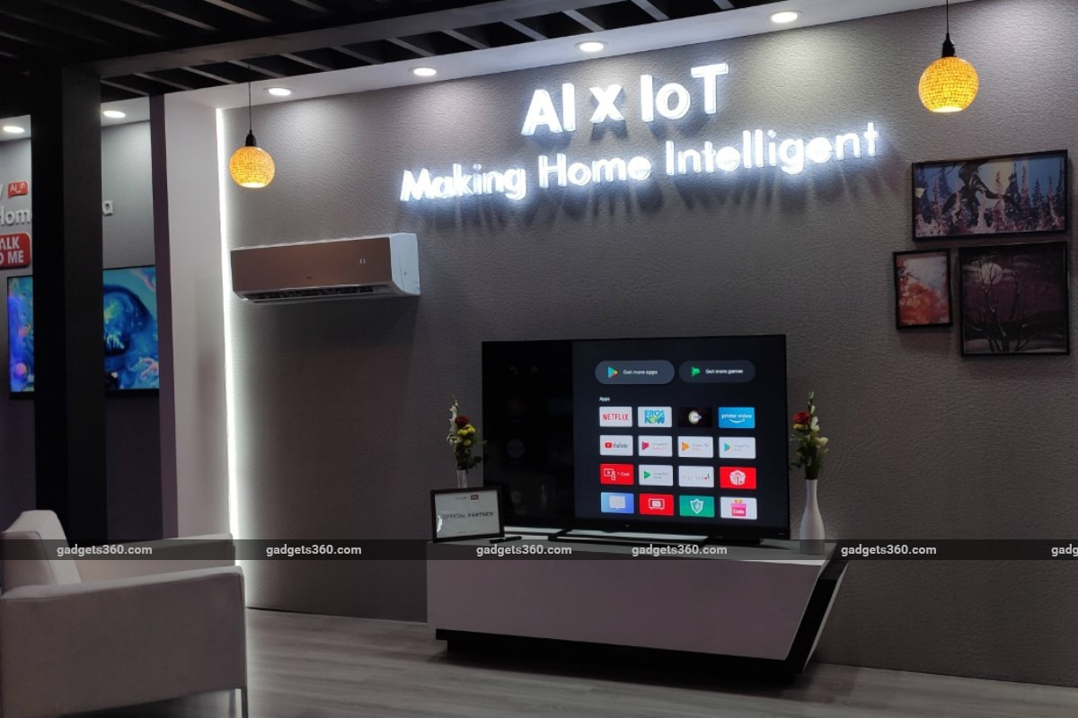 TCL C8-Series 4K AI Smart TVs, AI-Powered Ultra-Inverter ACs Launched in India