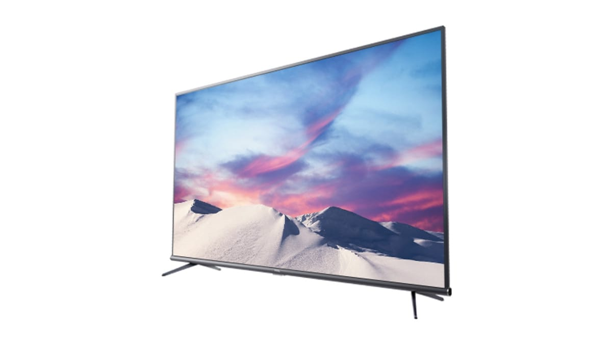 TCL 55-inch P8E 4K AI Smart Android LED TV Launched in India