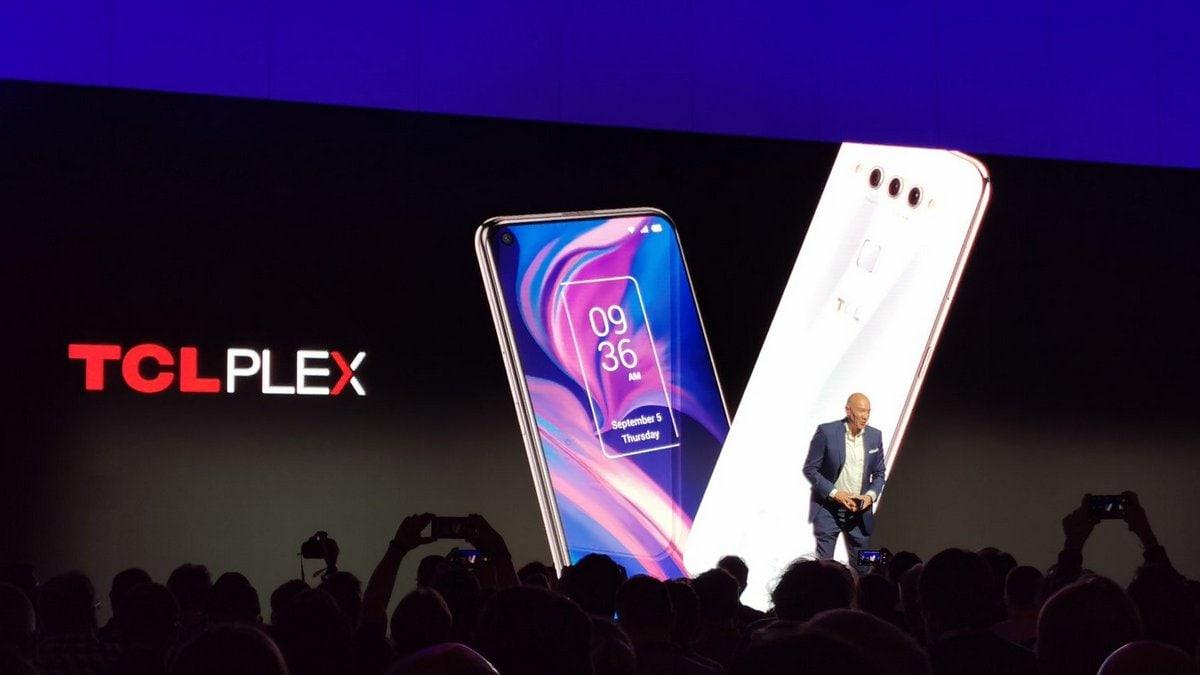 TCL Plex लॉन्च, तीन रियर कैमरे और नेक्स्टविज़न डिस्प्ले हैं इसमें