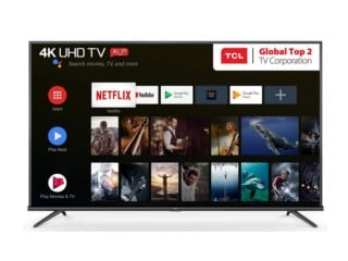 TCL P8, P8S, P8E Series Smart AI Android TVs With 4K