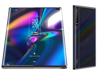TCL Phone With a Slide-Out Display Leaked in Renders, Shows a Unique Take on Phone-Tablet Hybrid Form Factor
