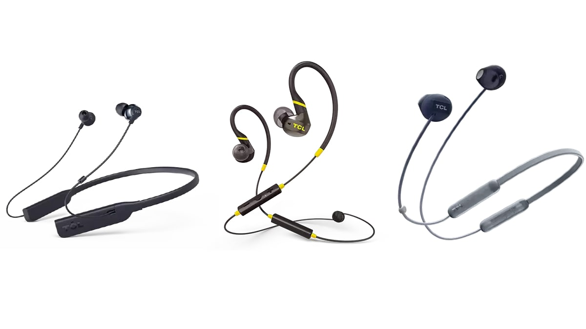 TCL Launches New Wired and Wireless Headphone Range in India, Priced Starting at Rs. 299 - Gadgets 360