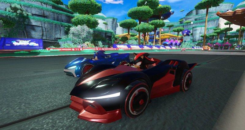 Team Sonic Racing Leaked via Walmart Website