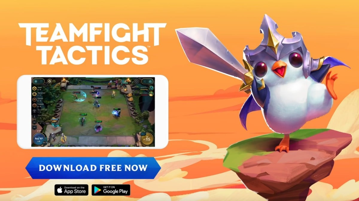 Teamfight Tactics Released for Android and iOS, Brings Cross-Play Support, Shared Progression