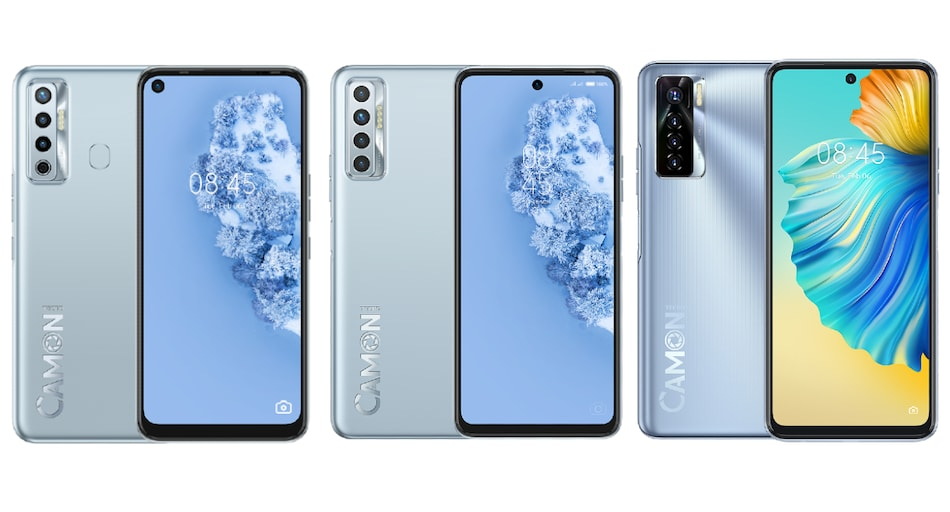 Tecno Camon 17, Tecno Camon 17P, Tecno Camon 17 Pro With 5,000mAh Battery Launched: Price, Specifications | Technology News