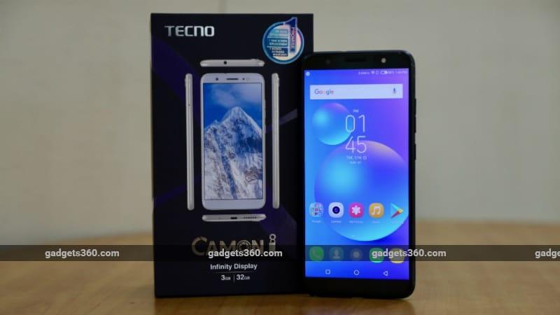 Tecno Camon i First Impressions   NDTV Gadgets360 com