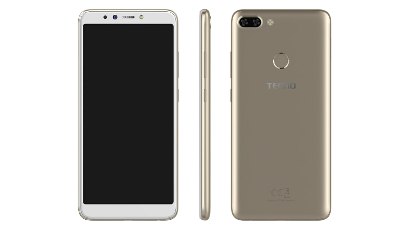Tecno Camon iTwin With 18:9 Display, Dual Rear Cameras Launched in
