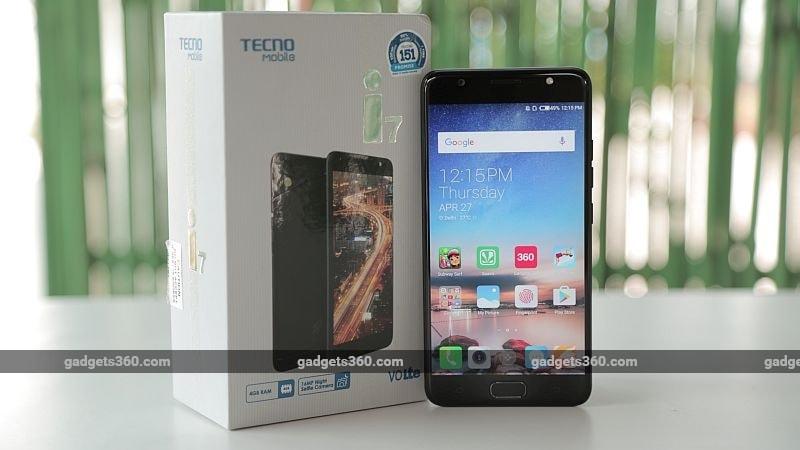 tecno i7 retail box gadgets360 tecno