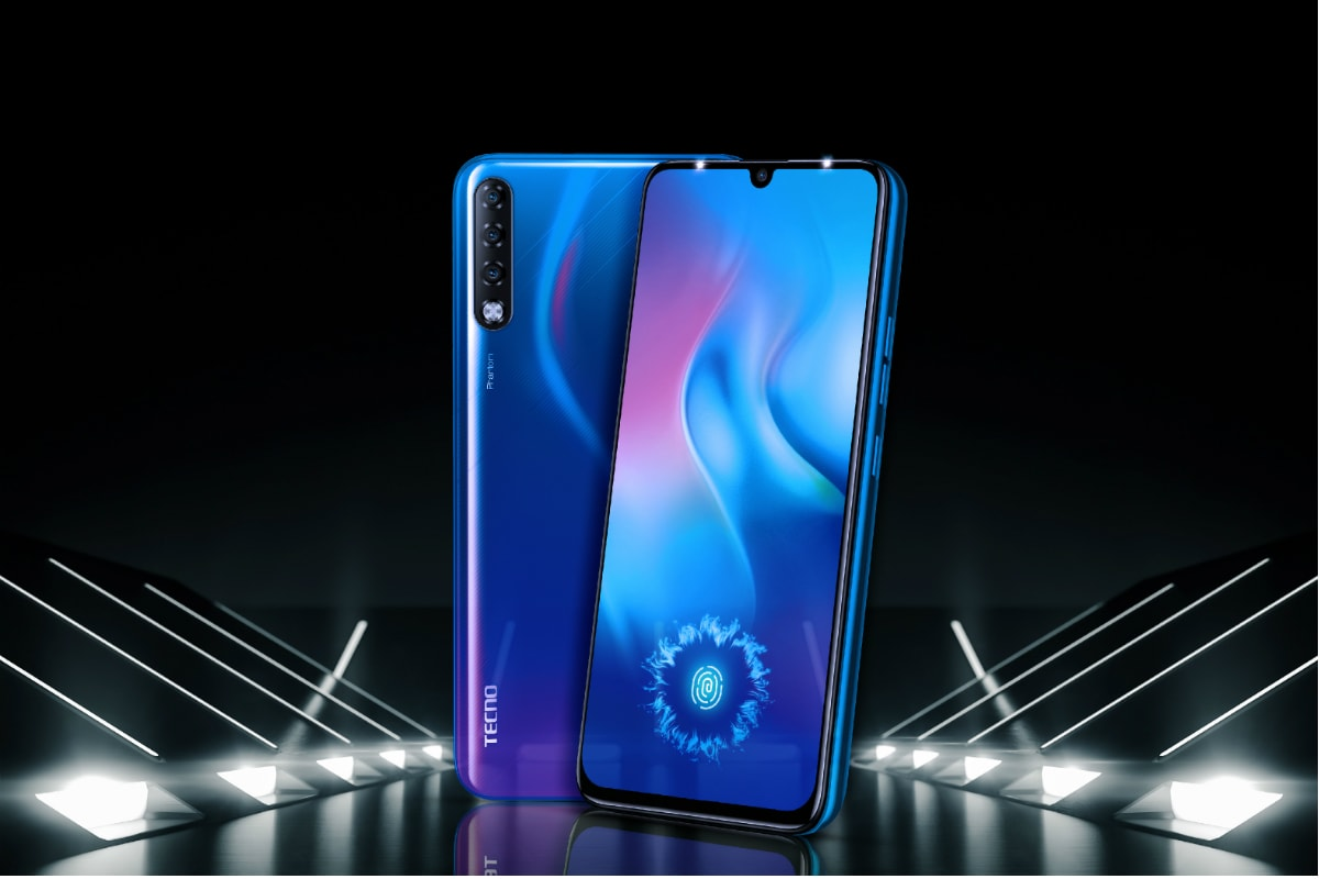 Tecno Phantom 9 With Triple Rear Cameras, In-Display Fingerprint Sensor Launched in India: Price, Specifications