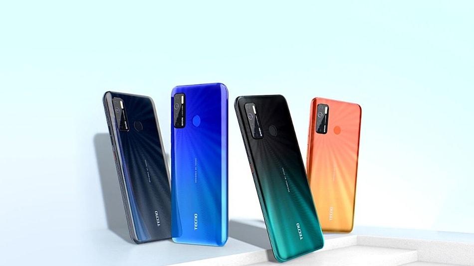 Tecno Spark 5 और Tecno Spark 5 Air स्मार्टफोन हुए लॉन्च, जानें क्या हैं खासियतें