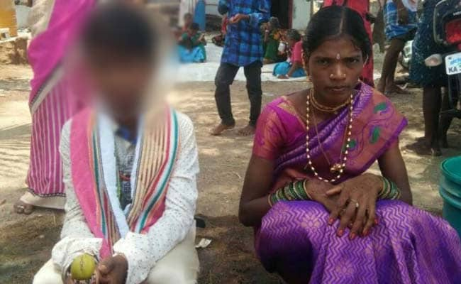 'Unwell' Woman's Son, 13, Married Off To 23-Year-Old Woman In Andhra Pradesh