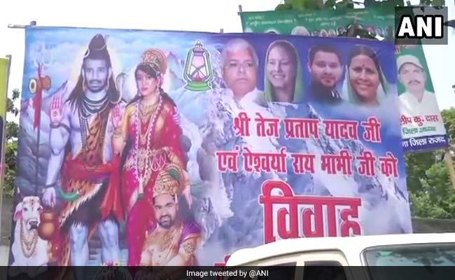 Three RJD leaders returning from Tej Pratap's wedding killed in accident