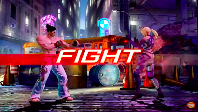 Tekken Mobile Unveiled for Android and iOS, Already Soft Launched in Canada