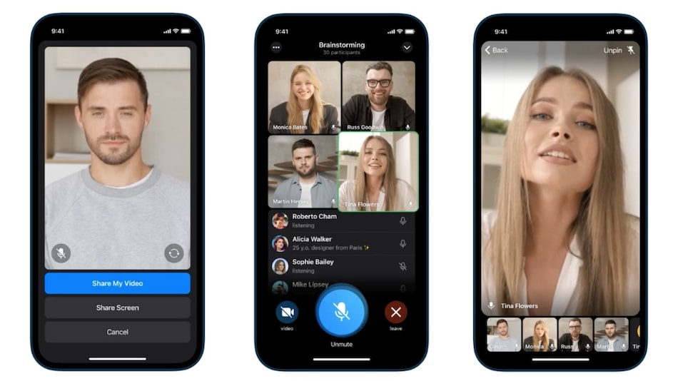 Telegram Gets Group Video Calls Support, Animated Backgrounds and Emoji With New Update