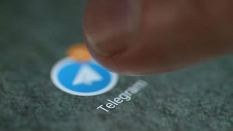 Apple Approves Update to Messaging App Telegram Amid Russia Flap