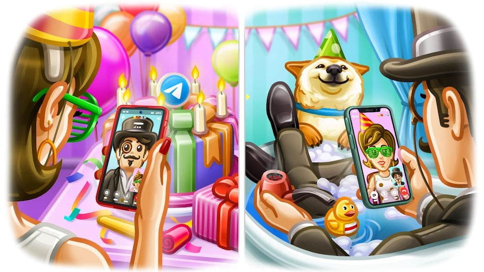 Telegram Rolls Out One-on-One Video Calls For Android and iOS Users