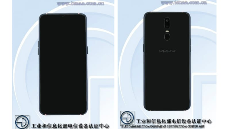 Oppo R17 Specifications, Design Spotted on TENAA; Launch Appears Imminent