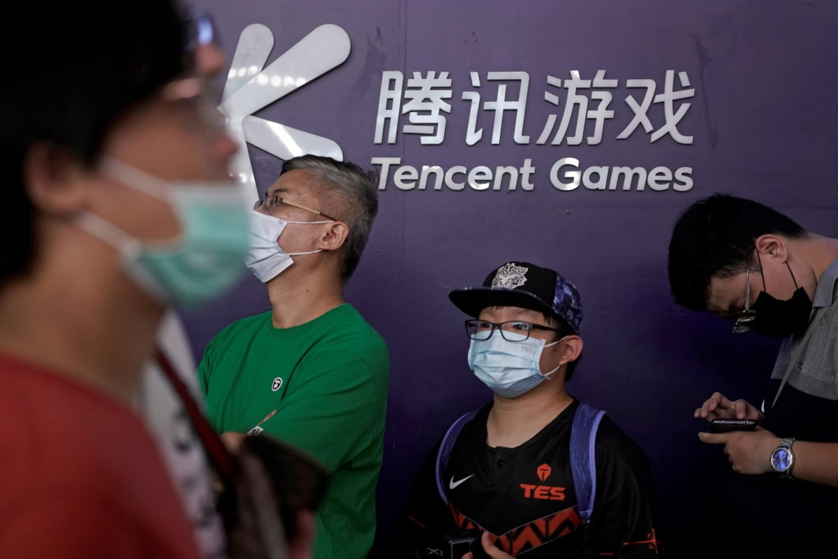 Tencent Games Said to Be Removed From Huawei App Store Over Revenue Dispute