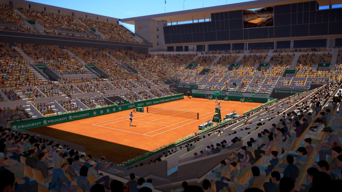 tennis world tour 2 Philippe Chatrier tennis world tour 2