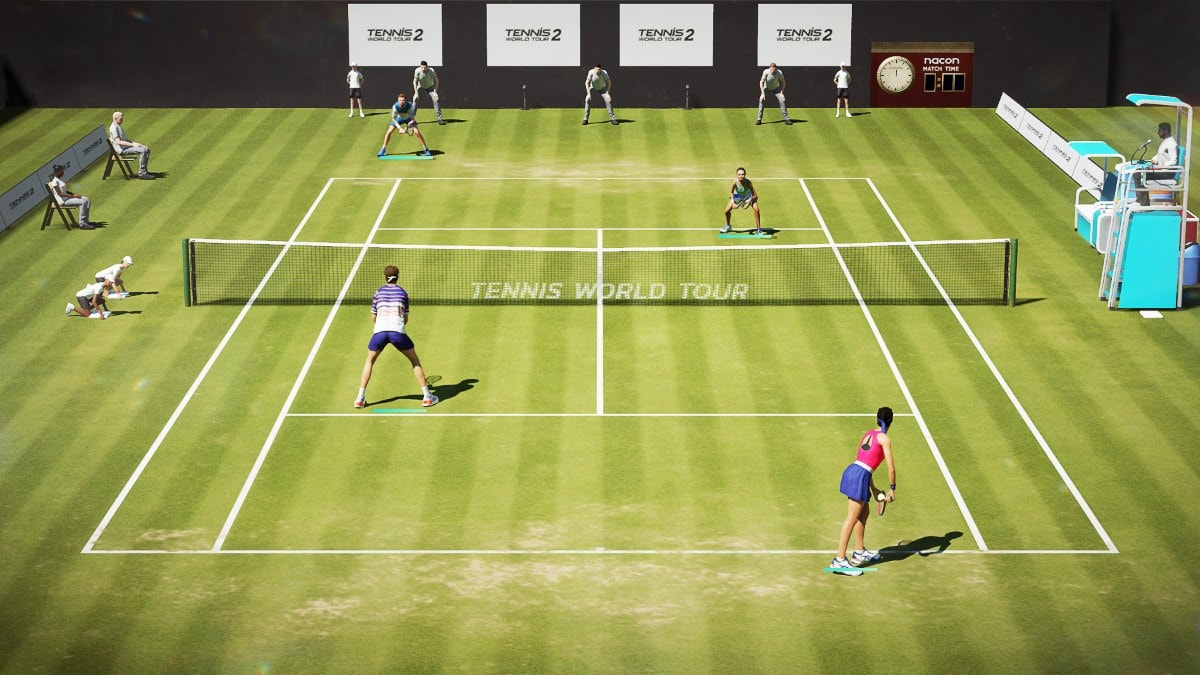 tennis world tour 2 doubles tennis world tour 2