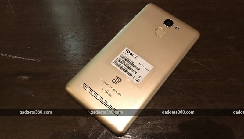 10.or D Budget Smartphone Launched In India Under U0027Crafted For Amazonu0027  Programme