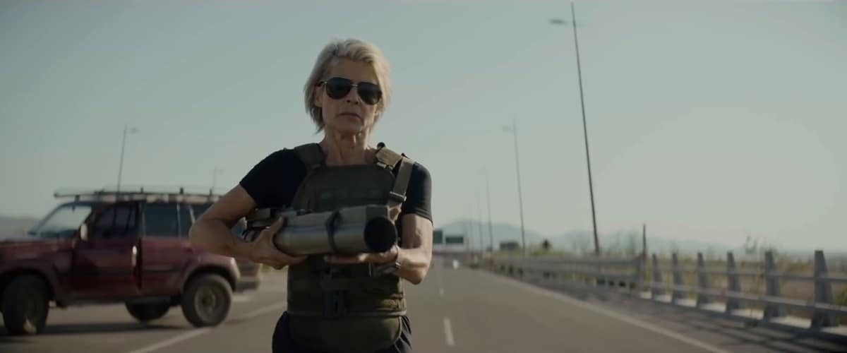 First Terminator: Dark Fate Trailer Brings Back Sarah Connor