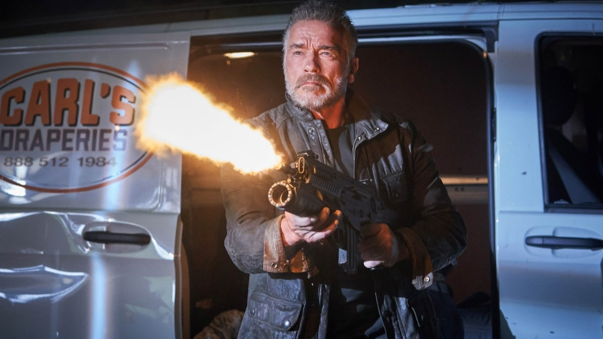 The New Terminator: Dark Fate Trailer is Here!