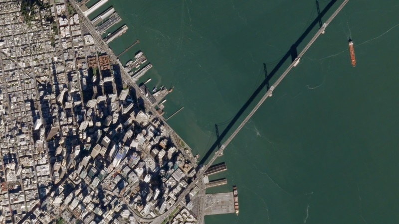 Google Is Selling Its Satellite Business to Planet Labs
