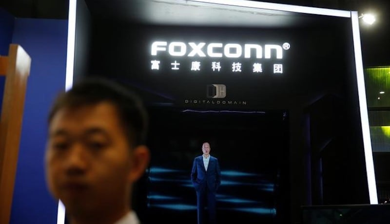Foxconn Rejects Microsoft Patent Lawsuit, Says Never Had to Pay Royalties