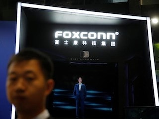 Foxconn Could Bid Up to $27 Billion for Toshiba's Chip Business: Report