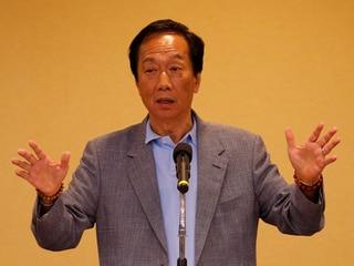 Foxconn Chairman Hands Over Reins Ahead of Presidential Bid