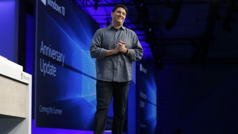 Microsoft's Windows Chief Terry Myerson to Depart in Biggest Reorganisation in Years