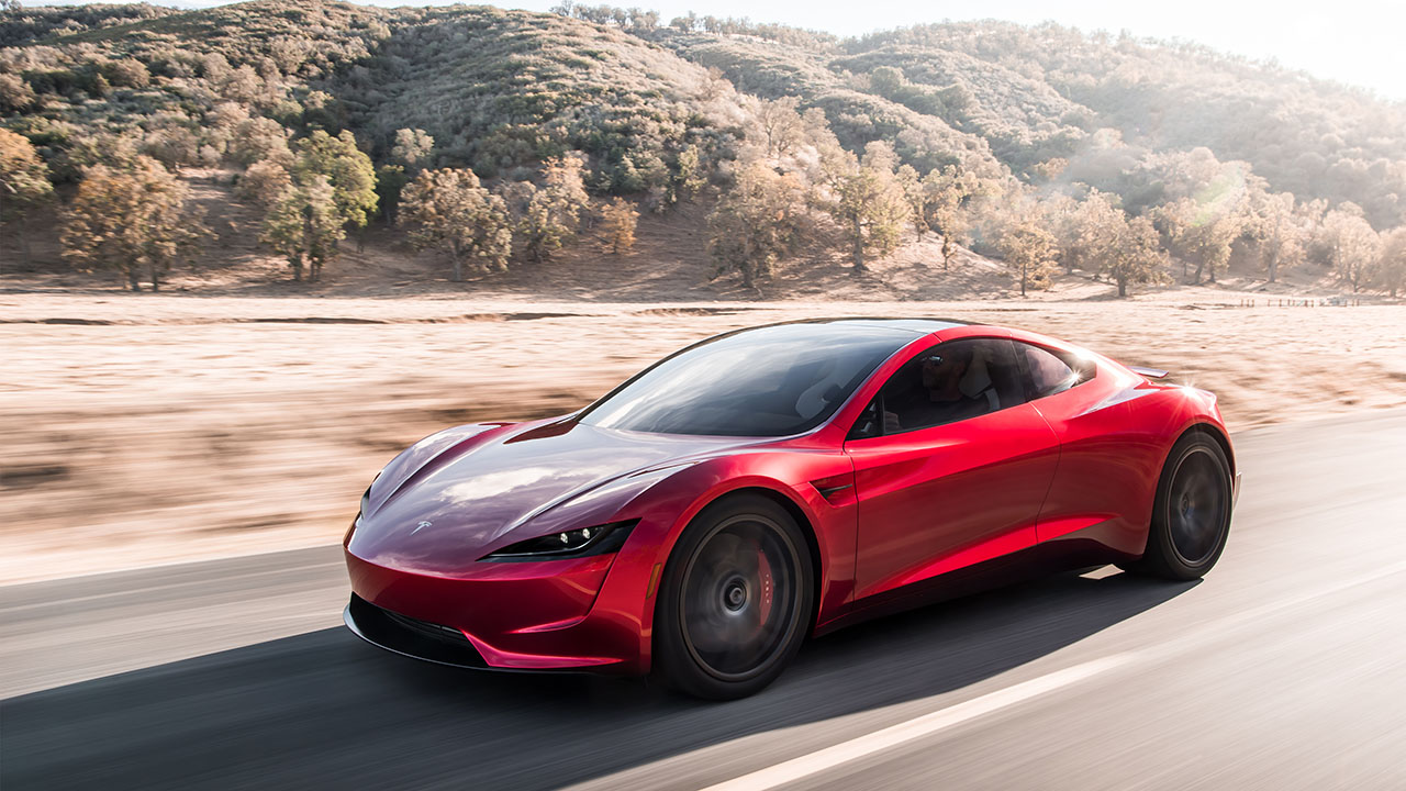 tesla roadster Tesla Roadster