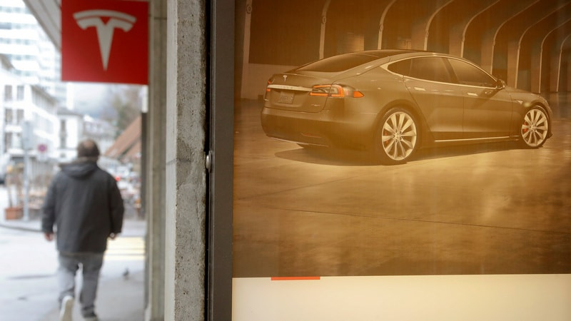 Tesla Urges Tariff Exemption for Chinese-Made Car Computer 'Brain'