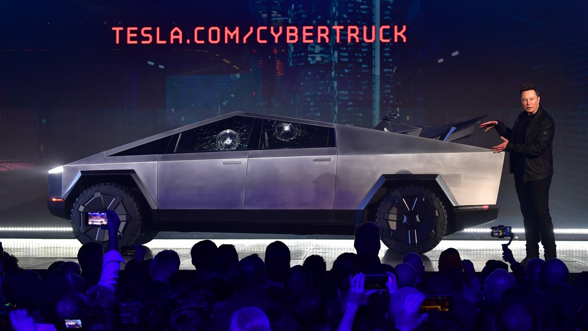 Tesla Cybertruck Orders 200,000 Units Just Days After ...