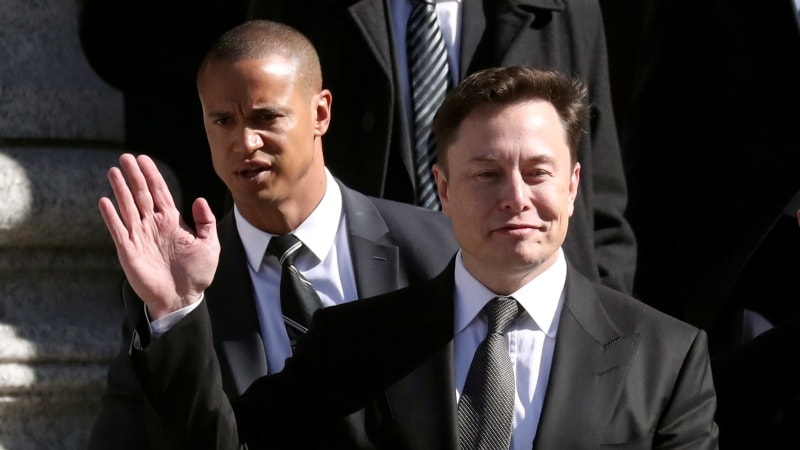 Tesla's Musk, US SEC Ordered by Judge to Meet for an Hour on New Settlement