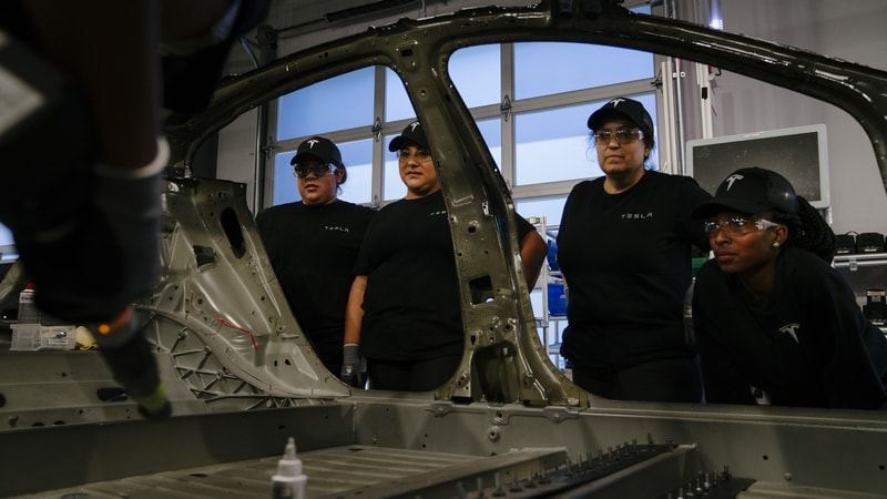 tesla factory 2 wp full Tesla