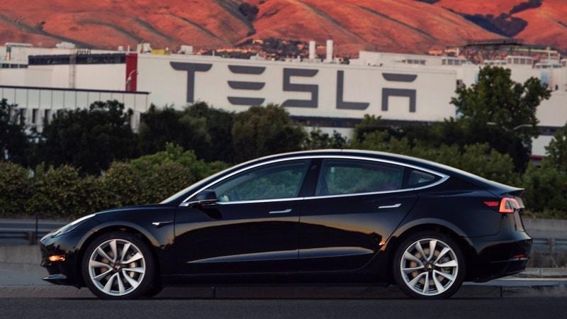 Tesla's (NASDAQ:TSLA)