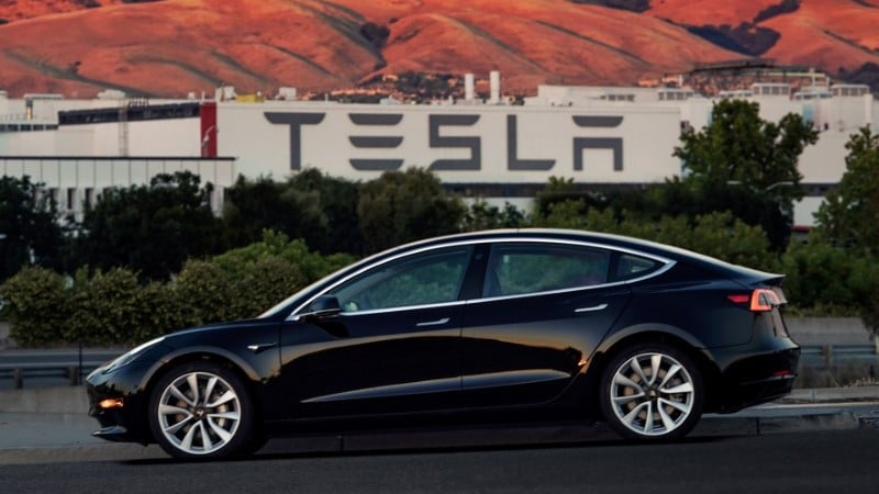 California's occupational safety agency starts probe on Tesla