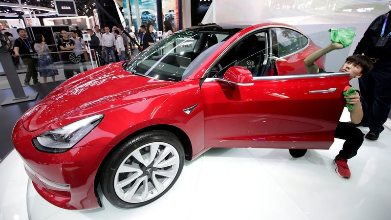 Tesla Model 3 to Be Retested by Consumer Reports After Brake Fix