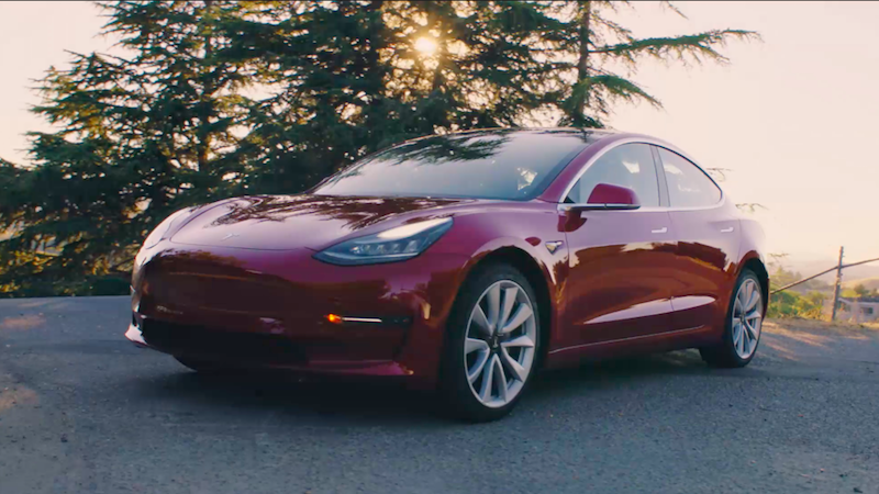 Tesla Model 3 to Feature Parts From German Chipmaker Infineon