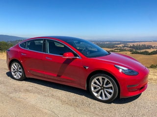 Tesla Model 3 Gets Five-Star Rating From US Auto Safety Agency