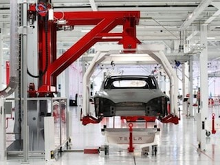 Tesla Says It's in Exploratory Talks to Build Electric Cars in China