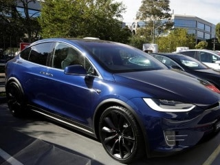 Tesla to Recall About 11,000 Model X SUVs Over Seat Safety Issue