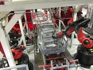 Tesla Recalls 53,000 Cars to Replace Faulty Parking Brakes
