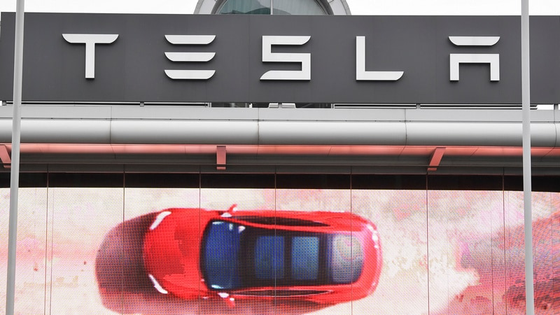 Tesla Cars Said to Be Barred From Some China Government Compounds Due to Security Concerns Over In-Car Cameras