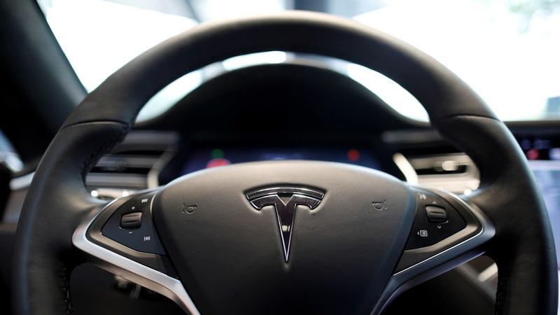 Tesla Sued by Family of Man Killed in Autopilot Crash
