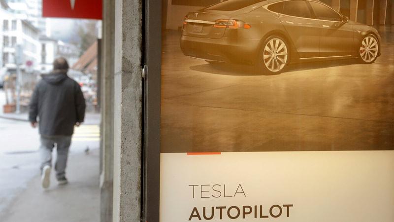 US Safety Agency Criticises Tesla Crash Data Release